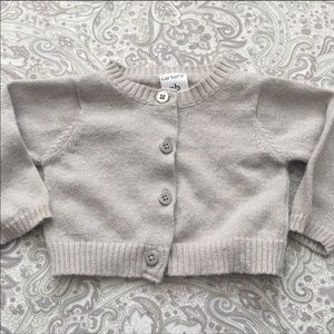 Carters | Newborn cardigan